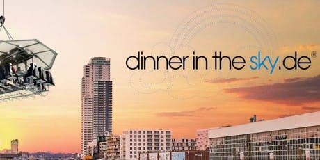 Dinner in the sky Tickets