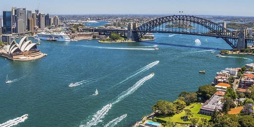 Sydney Harbour - Sydney to Hobart Clean Up