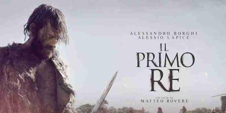 """Film """"Il Primo Re"""" (2019) di Matteo Rovere biglietti"""