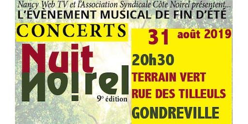 Concert Nuit Noirel
