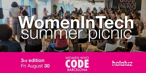 WomenInTech Summer Picnic (III Edición)