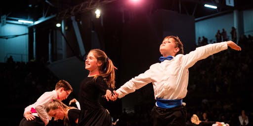 Marrickville Dancesport Confidence Medal and Social night September