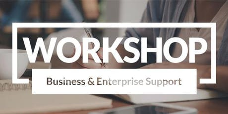 Workshop - Managing Money and Making a Profit tickets