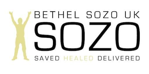 BETHEL SOZO BASIC TRAINING AT ST PAUL'S HAMMERSMITH