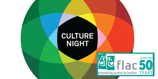 Culture Night at FLAC - Turning into Dorset Street