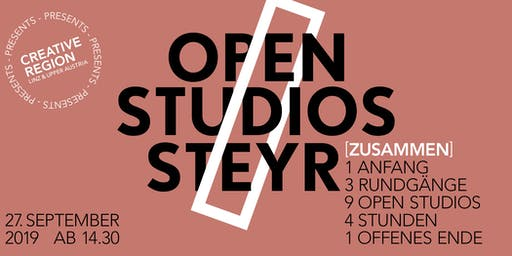 OPEN STUDIOS STEYR