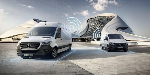 Presentación Mercedes PRO y Mercedes eVito