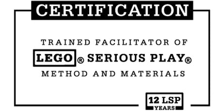 Trained LSP Facilitator (LEGO® SERIOUS PLAY®), PSA – mit Mathias Haas Tickets