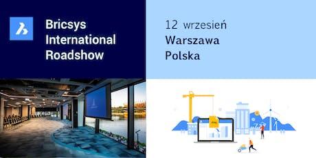 Bricsys International Roadshow: POLAND tickets