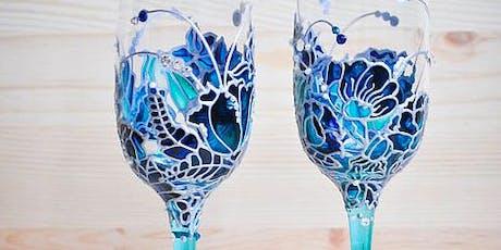 Glass Painting | Art Studio Open House  tickets