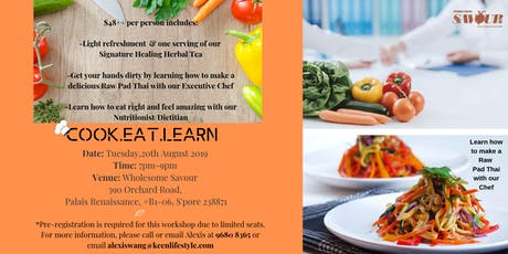 Cook.Eat. Learn tickets