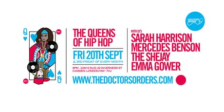 Queens of Hip-Hop tickets