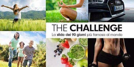 THE CHALLENGE PARTY - Settimo Torinese (TO) biglietti