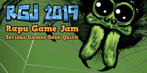 RGJ - Rapu Game Jam 2019