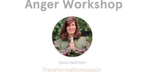Anger Workshop Geneva/ Workshop sur la colère Genève bilhetes
