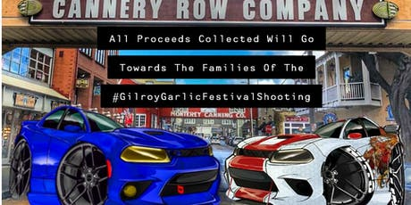 Mopars On Cannery Row MontereyCar Week Meet/Cruise tickets