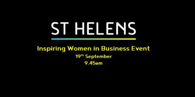 Inspiring Women in Business Event