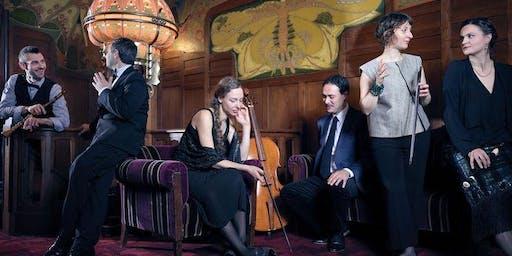 Ensemble Odyssee: Les caractères de la danse (cd-presentatie)
