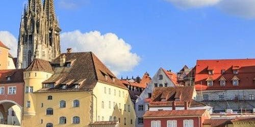 Regensburg: English Day Tour from Munich