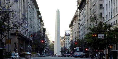 Buenos Aires City Tour with Lunch