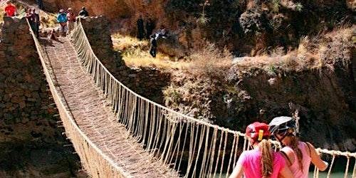 Qeswachaka Rope Bridge: Guided Tour from Cusco