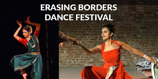 Erasing Borders Dance Festival - Sept 14 Performance