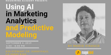 Using AI in Marketing Analytics and Predictive Modeling tickets
