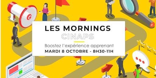 Morning Cinaps : Boostez l'expérience apprenant