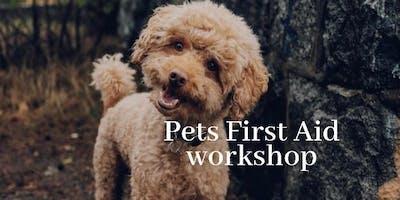 Pet First Aid Workshop