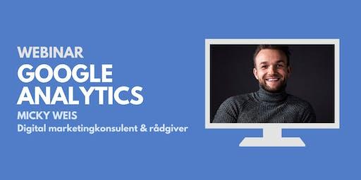 Webinar: Google Analytics