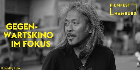 FILMFEST HAMBURG Bargespräch mit Lav Diaz / Bar Talk with Lav Diaz tickets
