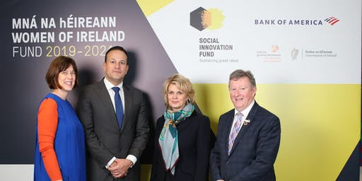 Mná na hÉireann, Women of Ireland Fund Awards Event