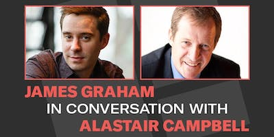 EDTV Fest19: James Graham in Conversation with Alastair Campbell