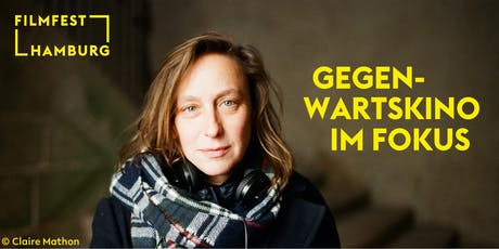FILMFEST HAMBURG Bargespräch mit / Bar Talk with Céline Sciamma tickets