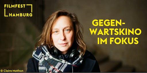 FILMFEST HAMBURG Bargespräch mit / Bar Talk with Céline Sciamma