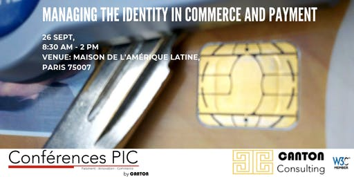PAYMENT INNOVATION COMMERCE :MANAGING THE IDENTITY IN COMMERCE AND PAYMENT