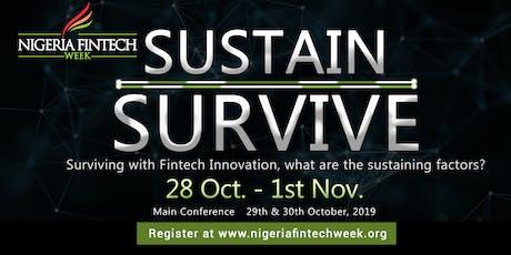 Nigeria Fintech Week tickets