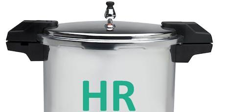 HR-Impact Maker-S Zomersessie-S: HR-thema's in de pressure cooker tickets