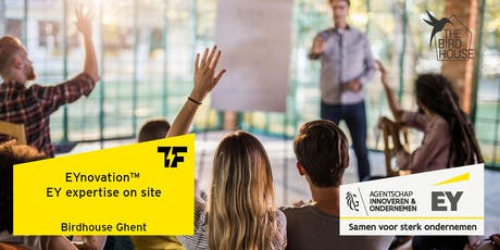 EYnovation™ EY Expertise on Site | The Birdhouse Ghent tickets