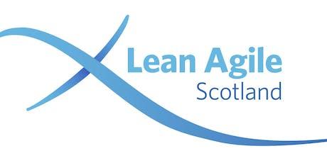 Lean Agile Scotland Community Evening tickets