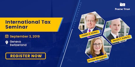 International Tax Seminar | Geneva tickets