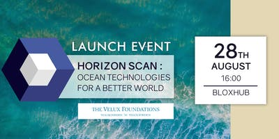 LAUNCH EVENT:  Horizon Scan for Ocean Technologies