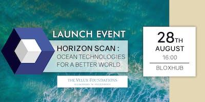 LAUNCH EVENT:  Horizon Scan for Ocean Technologies