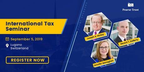 International Tax Seminar | Lugano biglietti
