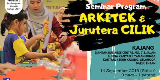 Seminar Program Arkitek & Jurutera Cilik
