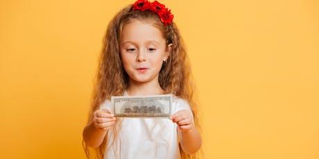 Finanzas conscientes para niños entradas