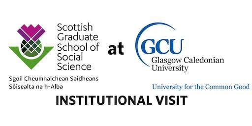 Scottish Graduate School of Social Science (SGSSS) Institutional Visit at GCU