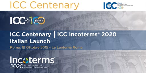 ICC Centenary | ICC incoterms 2020 Italian Launch