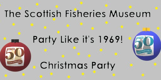 Party Like It's 1969! Christmas Party