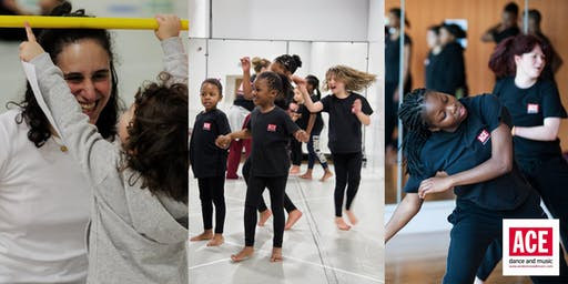 ACE dance and music : Class Registration September 2019